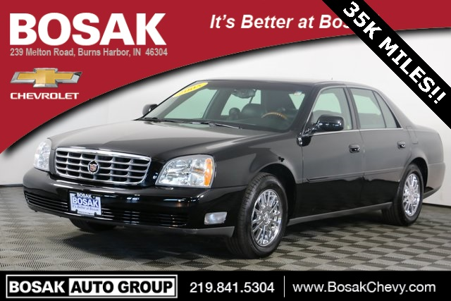 Pre-Owned 2005 Cadillac DeVille DHS