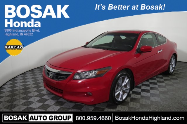 Honda Dealership Indianapolis >> Pre Owned 2012 Honda Accord Ex L Fwd 2d Coupe 3 5
